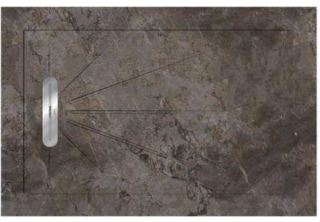 Duschwanne - Bathco Gusto - Klicken Sie auf das Bild um die Galerie zu öffnen