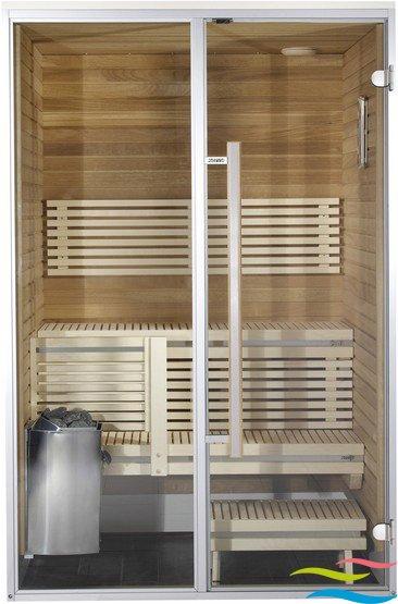 Sauna - Harvia Sirius - Klicken Sie auf das Bild um die Galerie zu öffnen