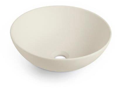 Aufsatzwaschbecken - Bathco New Lys Cru - Klicken Sie auf das Bild um die Galerie zu öffnen
