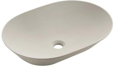 Aufsatzwaschbecken - Bathco New Toulouse Cru - Klicken Sie auf das Bild um die Galerie zu öffnen