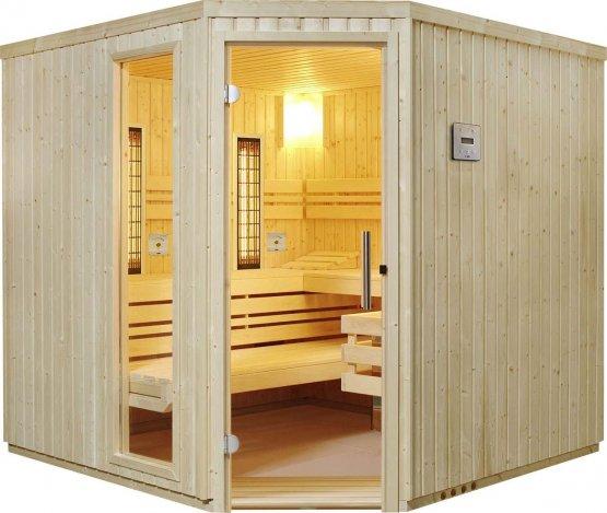 Sauna - Infraworld Safir Complete - Klicken Sie auf das Bild um die Galerie zu öffnen