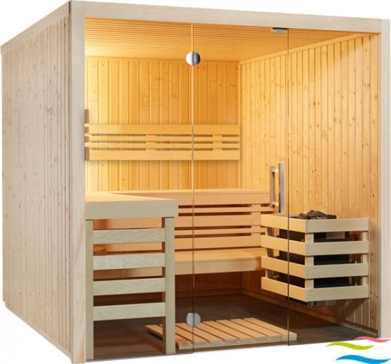 Sauna - Infraworld Panorama - Klicken Sie auf das Bild um die Galerie zu öffnen
