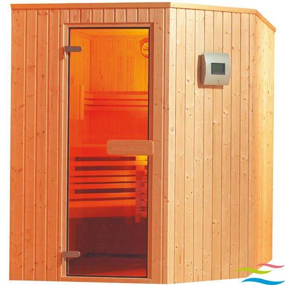Sauna - Saunalux Lifeline  - Klicken Sie auf das Bild um die Galerie zu öffnen