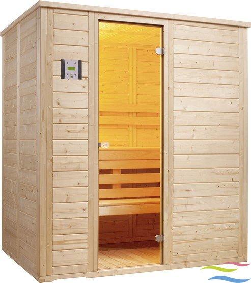 Sauna - Infraworld Vitalis 184 - Klicken Sie auf das Bild um die Galerie zu öffnen