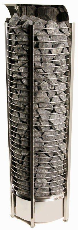 Saunaofen - Sentiotec Tower Heater Wall - Klicken Sie auf das Bild um die Galerie zu öffnen