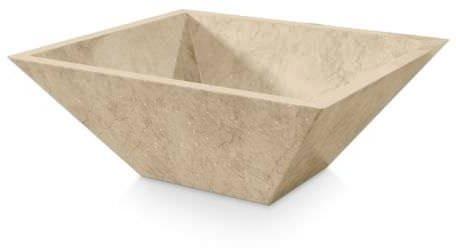 Aufsatzwaschbecken - Bathco Sumatra - Klicken Sie auf das Bild um die Galerie zu öffnen