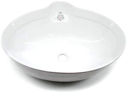 Aufsatzwaschbecken - Bathco Titanic 2nd Class - Klicken Sie auf das Bild um die Galerie zu öffnen