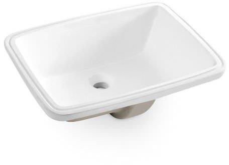 Unterbauwaschbecken - Bathco Torino - Klicken Sie auf das Bild um die Galerie zu öffnen