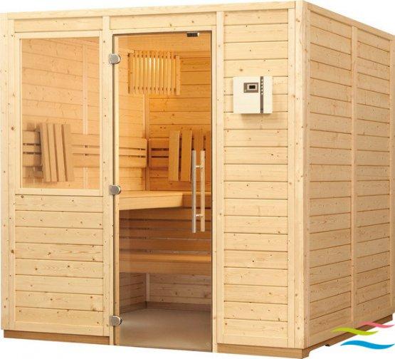 Sauna - Viliv Klassik (Grundpreis) - Klicken Sie auf das Bild um die Galerie zu öffnen