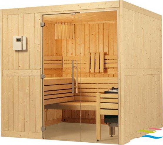 Sauna - Viliv Komfort (Grundpreis) - Klicken Sie auf das Bild um die Galerie zu öffnen