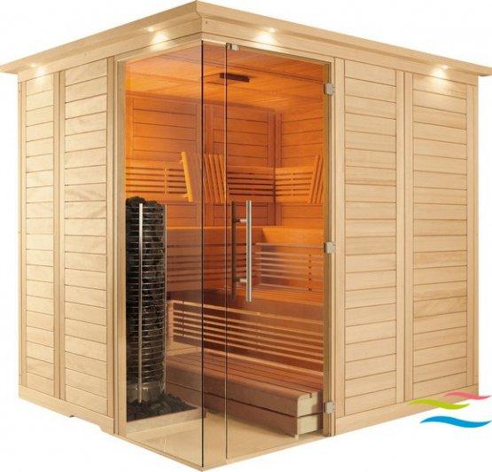 Sauna - Viliv Perfektion (Grundpreis) - Klicken Sie auf das Bild um die Galerie zu öffnen