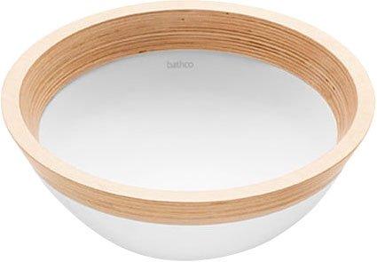Aufsatzwaschbecken - Bathco Vinci - Klicken Sie auf das Bild um die Galerie zu öffnen