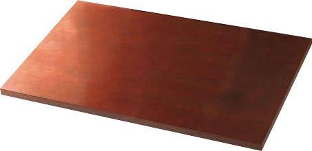 Waschtischplatte - Bathco Kirschholz Top - Klicken Sie auf das Bild um die Galerie zu öffnen