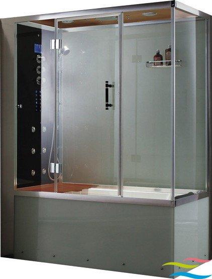 Dampfdusche mit Whirlpool - Grande Home WS110 - Klicken Sie auf das Bild um die Galerie zu öffnen