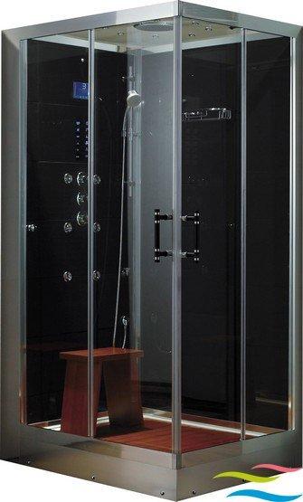 Dampfdusche - Grande Home WS117 - Klicken Sie auf das Bild um die Galerie zu öffnen
