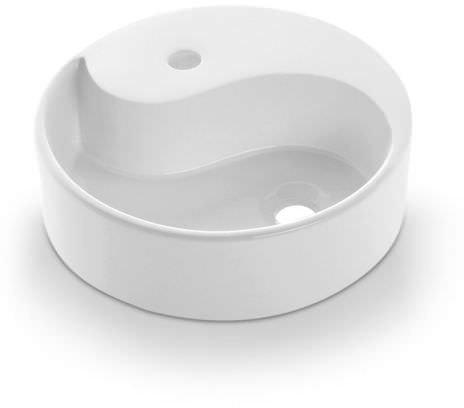 Aufsatzwaschbecken - Bathco Yin Yang - Klicken Sie auf das Bild um die Galerie zu öffnen