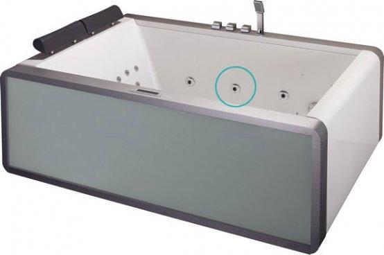 Whirlpool - Eago AM151-1JDTSZ