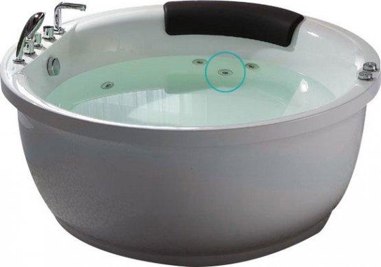 Whirlpool - Eago AM206RD
