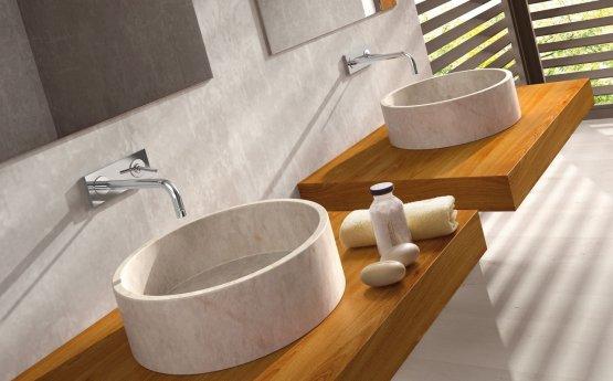 Aufsatzwaschbecken - Bathco Bali