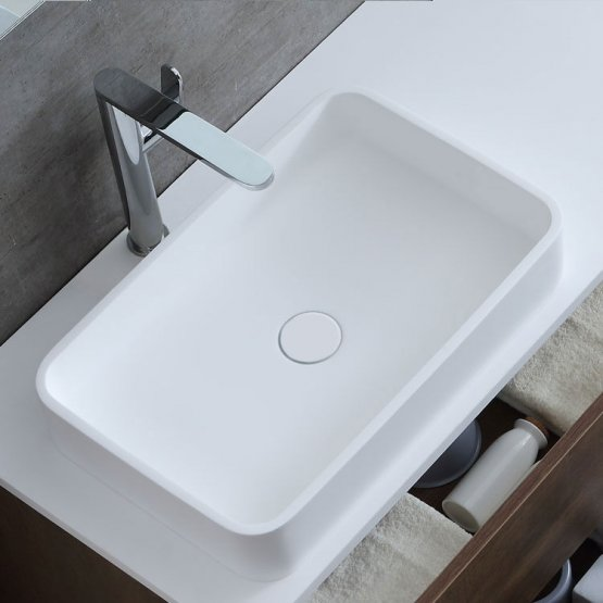 Aufsatzwaschbecken - StoneArt LC111