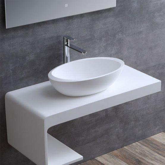 Aufsatzwaschbecken - StoneArt LC153
