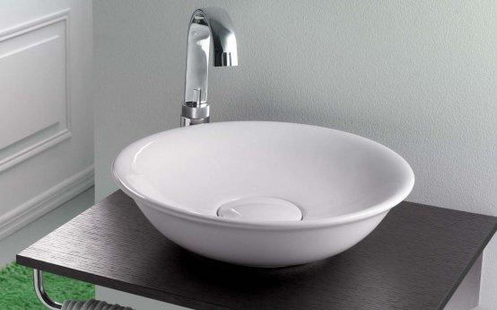 Aufsatzwaschbecken - Bathco Cuenca