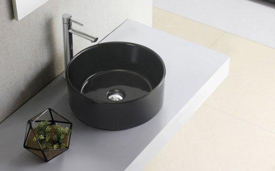 Aufsatzwaschbecken - Bathco Dinan Round