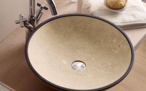Aufsatzwaschbecken - Bathco Duotono A
