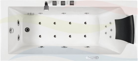 Whirlpool - Eago AM154-1JDTSZ