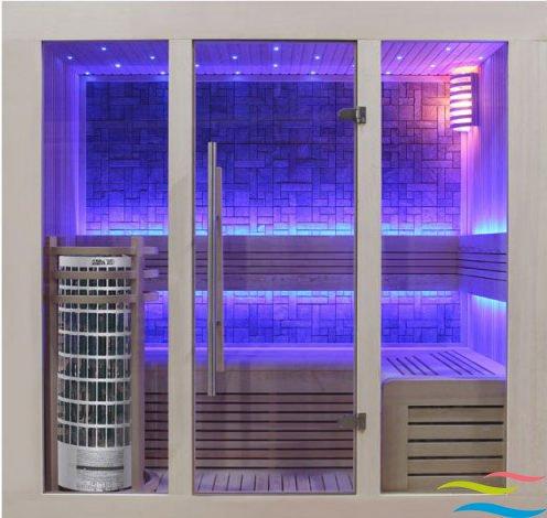 Sauna - AWT E1216 - Highlights
