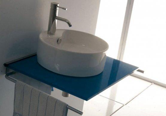 Waschtischplatte - Bathco Glas Top