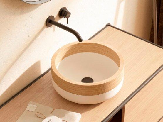 Aufsatzwaschbecken - Bathco Lucca