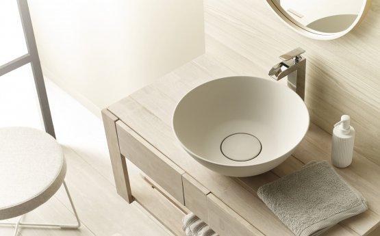 Aufsatzwaschbecken - Bathco New Cuenca Cru