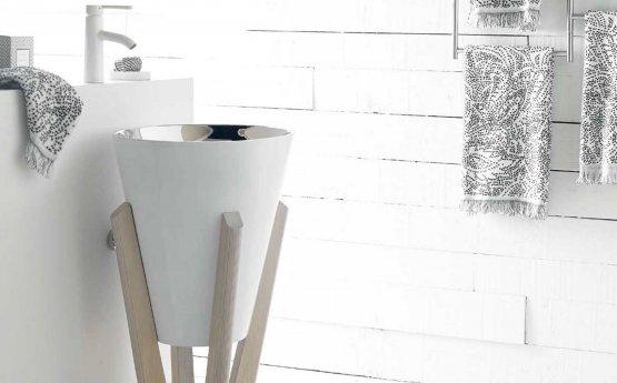 Aufsatzwaschbecken - Bathco Pedraza