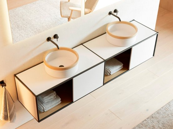 Aufsatzwaschbecken - Bathco Prato