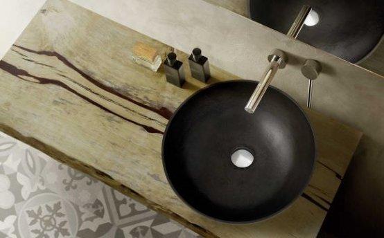 Waschtischplatte - Bathco Tamarinde
