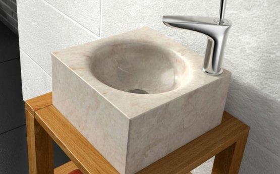 Aufsatzwaschbecken - Bathco Versalles