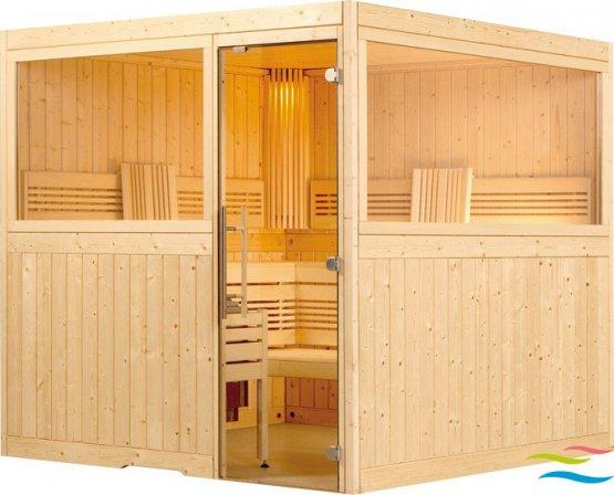 Sauna - Viliv Komfort Panorama