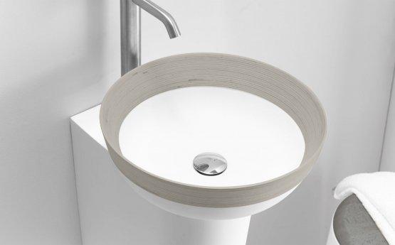 Aufsatzwaschbecken - Bathco Volterra