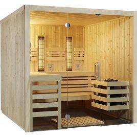 Sauna - Infraworld Panorama Complete