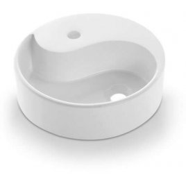 Aufsatzwaschbecken - Bathco Yin Yang