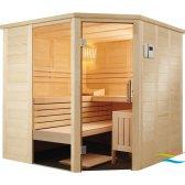 Sauna - Saunalux Finnia Premium 5-Eck