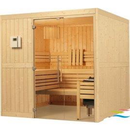 Sauna - Viliv Komfort (Grundpreis)