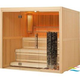 Sauna - Viliv Komfort Plus (Grundpreis)