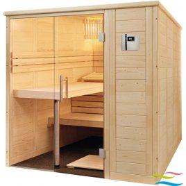 Sauna - Saunalux Finnia Premium 4-Eck