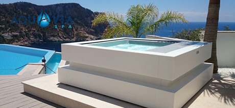 AquaVia Spa Whirlpools
